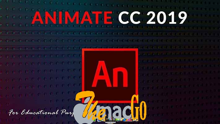 Adobe Animate CC 2019 dmg for mac themacgo