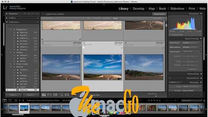 Adobe Photoshop Lightroom Classic CC 2019 mac dmg full version themacgo