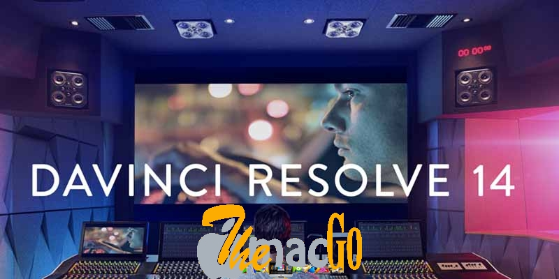 DaVinci Resolve Studio 14.1 dmg for mac themacgo