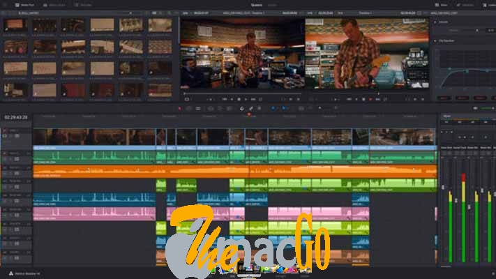 DaVinci Resolve Studio 14 for mac free download themacgo