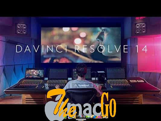 DaVinci Resolve Studio 14 mac dmg full version themacgo