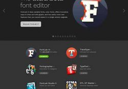 FontLab Studio 6 for mac free download themacgo