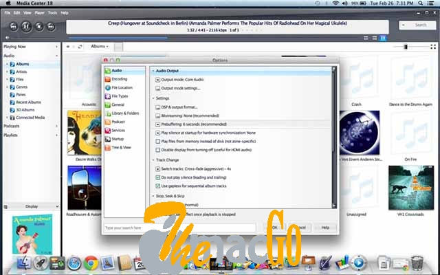 JRiver Media Center 24 0 DMG Mac Free Download [58 MB] - The
