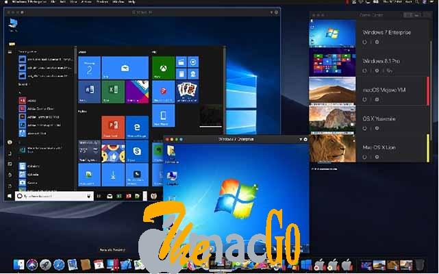 Parallels Desktop 13 mac dmg full version themacgo