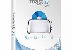 Roxio Toast Titanium 17.1 dmg for mac themacgo