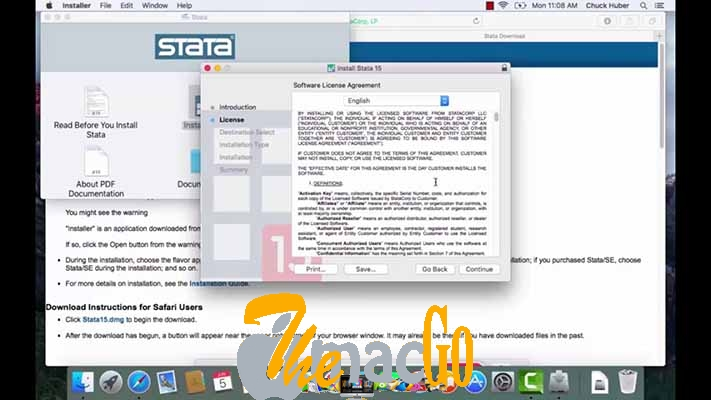 StataCorp Stata 14 for mac free download themacgo