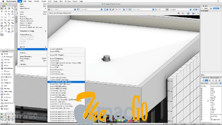 Vectorworks-2019 mac dmg full version themacgo