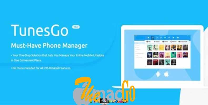 Wondershare TunesGo 9 7 DMG Mac Free Download [74 MB] - The Mac Go