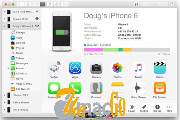 iMazing 2 6 1 DMG Mac Free Download [99 MB] - The Mac Go