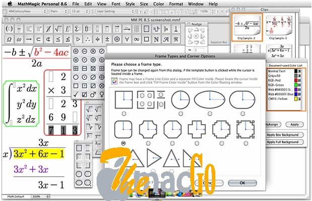 mathmagic pro 9 mac dmg full version themacgo