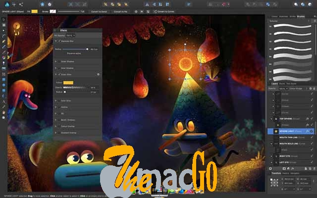 Affinity Designer mac dmg full version themacgo