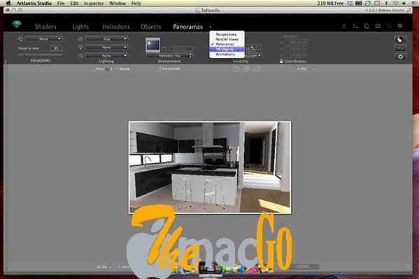 Artlantis Studio 7 DMG Mac Free Download [766 MB] - The Mac Go
