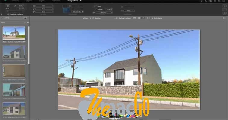 Artlantis Studio 7 mac dmg full version themacgo