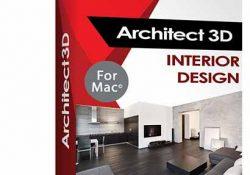 Avanquest Architect 3D Interior Design 2017 dmg for mac themacgo