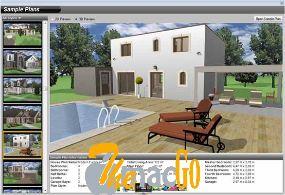 Avanquest Architect 3D Interior Design 2017 for mac free download themacgo