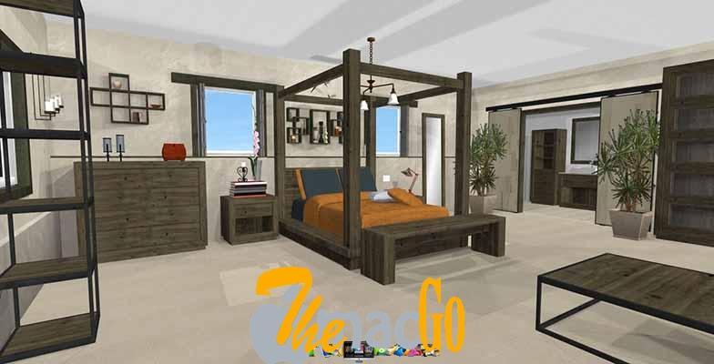 Avanquest Architect 3D Interior Design 2017 mac dmg full version themacgo