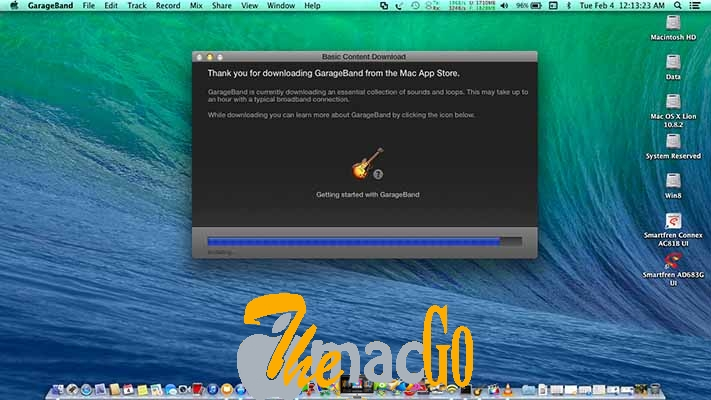 Mac OSX Mavericks 10-9 mac dmg full version themacgo