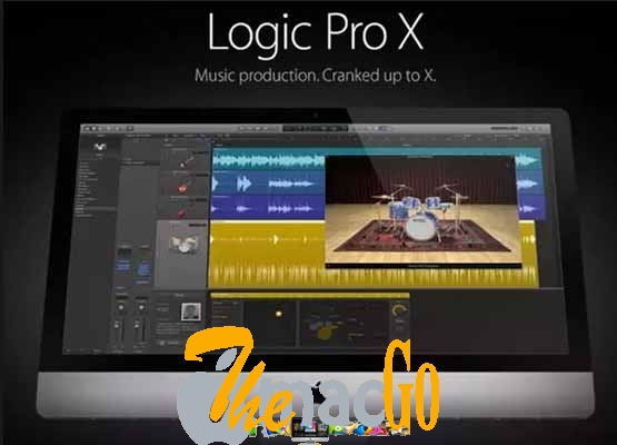 Apple Logic Pro X 10 3 2 DMG Mac Free Download [1 3 GB