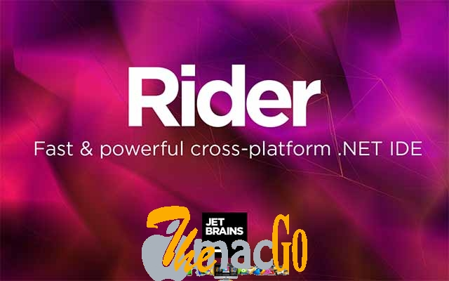 JetBrains Rider 2019 dmg for mac themacgo