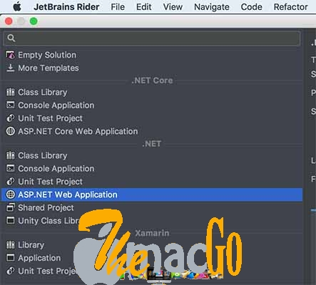 JetBrains Rider 2019 mac dmg full version themacgo