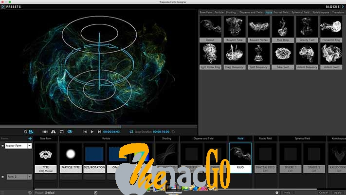 Red Giant Trapcode Suite 15 mac dmg full version themacgo