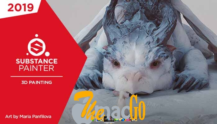 Substance Painter 2019 dmg for mac themacgo
