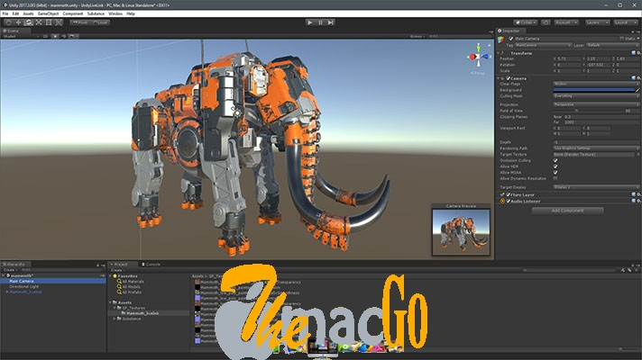 Substance Painter 2019 mac dmg full version themacgo
