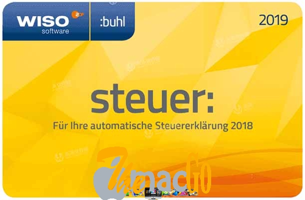 WISO steuer 2019 v9 dmg for mac themacgo