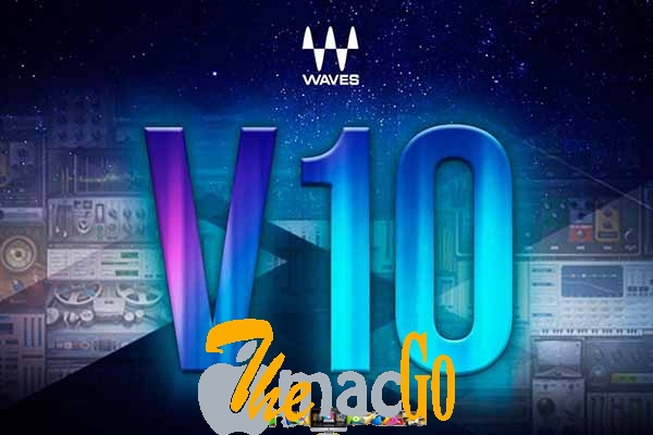 Waves 10 dmg for mac themacgo
