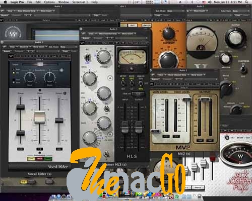 Waves 10 DMG Mac Free Download [506 MB] - The Mac Go -World