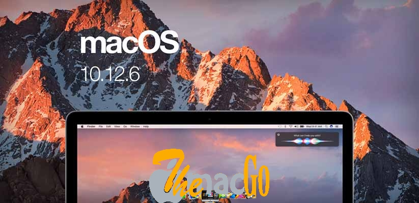 MacOS sierra 10.12.6 for mac free download themacgo