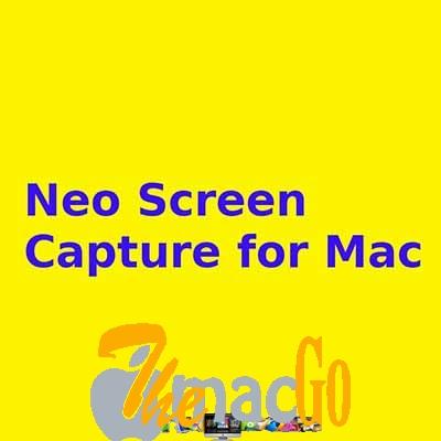 Neo Screen Capture dmg for mac themacgo