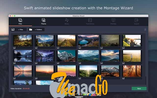 Movavi Slideshow Maker 5 for mac free download themacgo