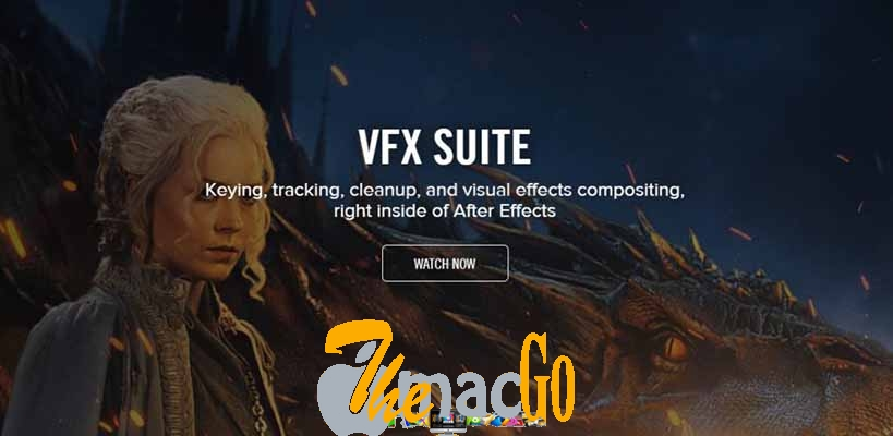 Red Giant VFX Suite for mac free download themacgo