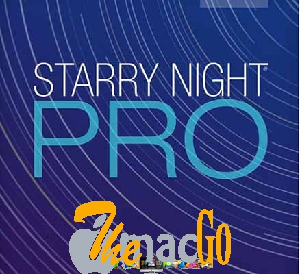 Starry Night Pro Plus 7 dmg for mac themacgo