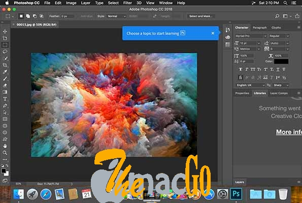 Adobe Illustrator CC 2018 for mac free download themacgo