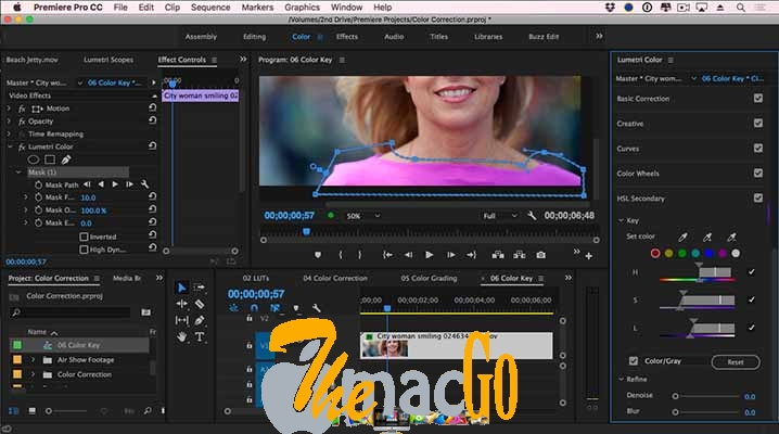 Adobe Premiere Pro CC 2018 mac dmg full version themacgo