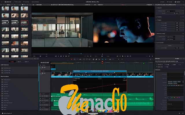 DaVinci Resolve Studio 16 for mac free download themacgo