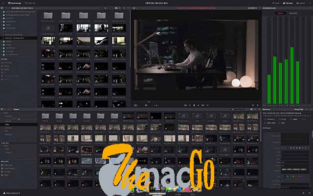 DaVinci Resolve Studio 16 mac dmg full version themacgo