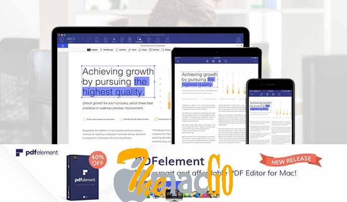 PDFelement 6 Professional for mac free download themacgo