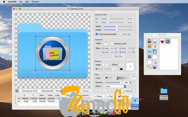 iconStiX 3 for mac free download themacgo