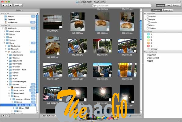 ACDSee Photo Studio 2018 for mac free download themacgo