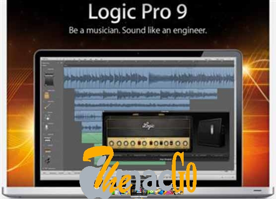 Apple Logic Pro 9 for mac free download themacgo