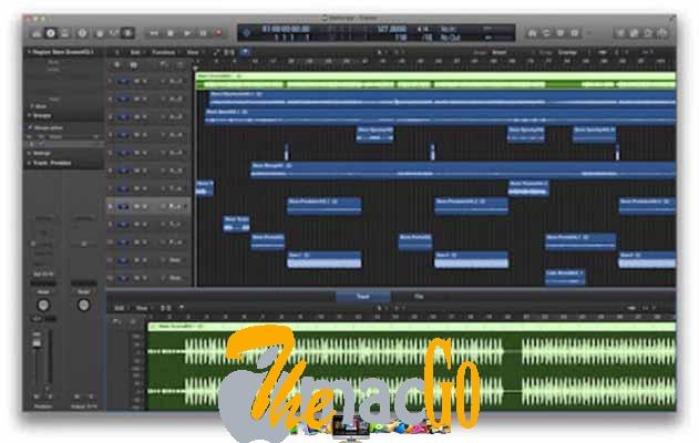 Apple Logic Pro 9 mac dmg full version themacgo
