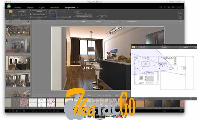 Artlantis Studio 6 for mac free download themacgo