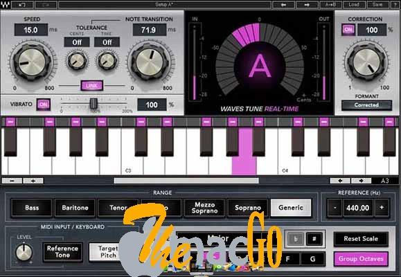 Auto-Tune Pro 8 mac dmg full version themacgo