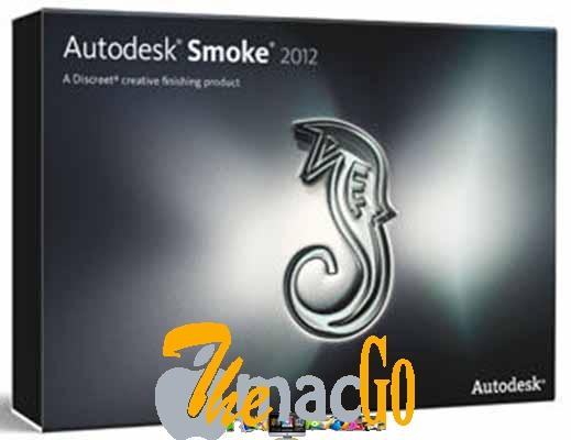 Autodesk Smoke 2012 dmg for mac themacgo