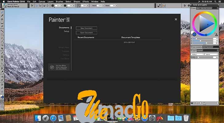 Corel Painter 2019 mac dmg full version themacgo