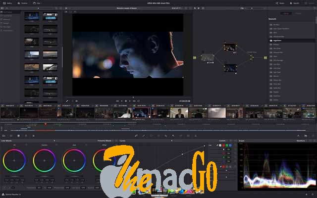 DaVinci Resolve Studio 15 mac dmg full version themacgo