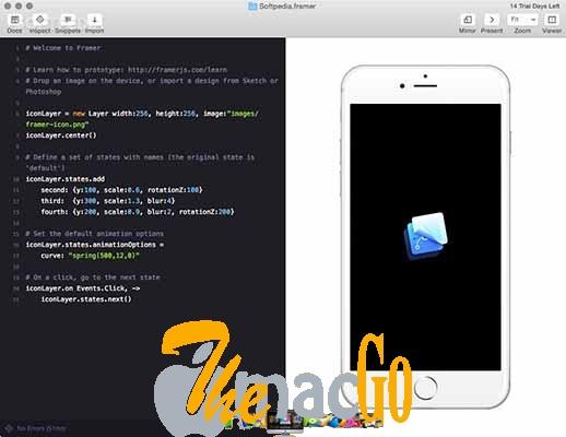 Framer Studio mac dmg full version themacgo